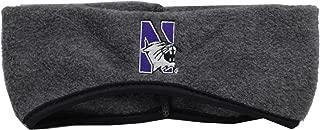 Northwestern Wildcats Gray Fleece Headband
