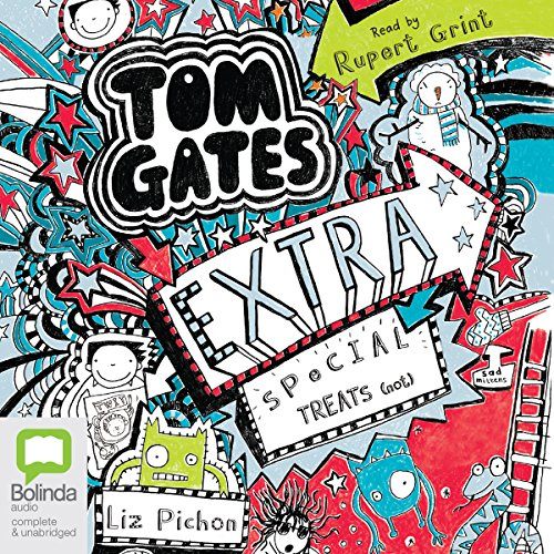 Extra Special Treats (...not): Tom Gates, Book 6 audiobook cover art