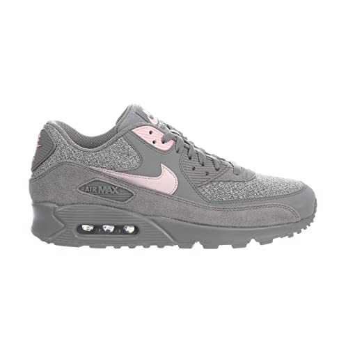 finest selection dc37b 457f2 NIKE Men s Air Max 90 Dust Arctic Pink Sail Leather Casual Shoes 12 D