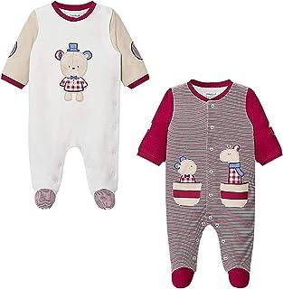 Mayoral Set of 2 Long Pyjamas Baby Boy Model 1780