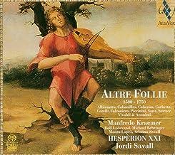 Altre Follie - Hesperion XXI ; Savall
