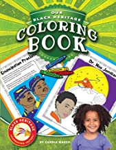 Best our black heritage coloring book Reviews