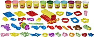 Play-Doh Ultra Fun Factory Bundle Multipack 47-Piece Set...