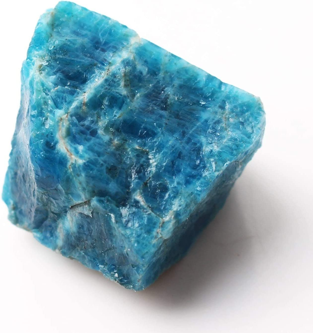 LUFEIAMZ Excellent 1PC Natural Apatite Daily bargain sale Crystal Gemstone Mi Rough Stone Raw
