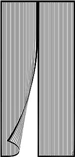Philorn Magnetic Screen Door Mesh Curtain 36
