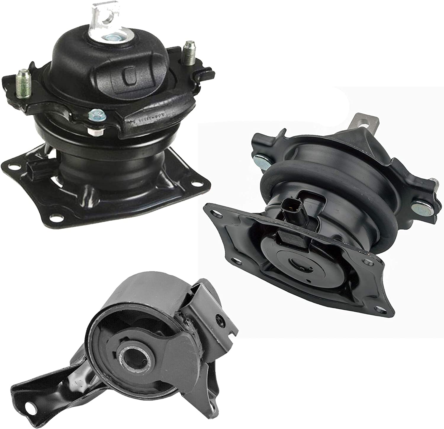 ADVANCE IGNITION 5 popular Engine Motor Mount Compatible of Free shipping with 3PCS Set
