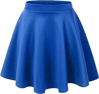 royal blue circle skirt