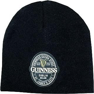 Guinness Black Label Badge Beanie