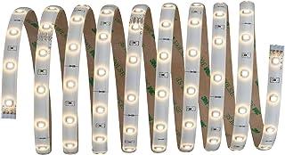 Paulmann 70592 YourLED Stripe 3 m ciepła biel taśma LED biała przezroczysta powlekana taśma świetlna 7,5 W taśma świetlna ...