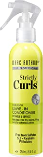 Marc Anthony Strictly Curls Curl Envy Leave-in Conditioner 8.4 Ounces
