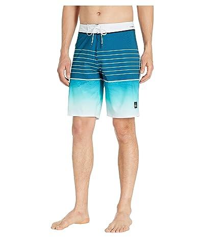Quiksilver Highline Slab 20 Boardshorts (Turquoise) Men