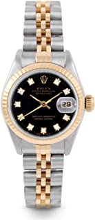 Rolex Datejust Swiss-Automatic Female Watch 6917 (Certified Pre-Owned)