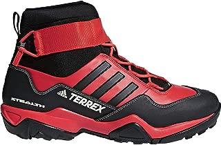 adidas outdoor Men's Terrex Hydro_Lace Hi-Res Red/Black/Chalk White 8 D US