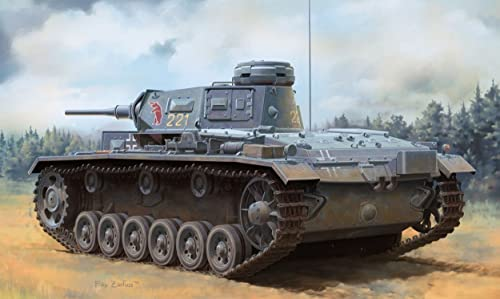 marcas en línea venta barata Dragon D6775 TAUCHPANZER III (T) AUSF.H Kit 1 1 1 35 MODELLINO Model Compatible con  buscando agente de ventas
