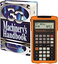Machinery's Handbook,Toolbox & Calc Pro 2 Combo