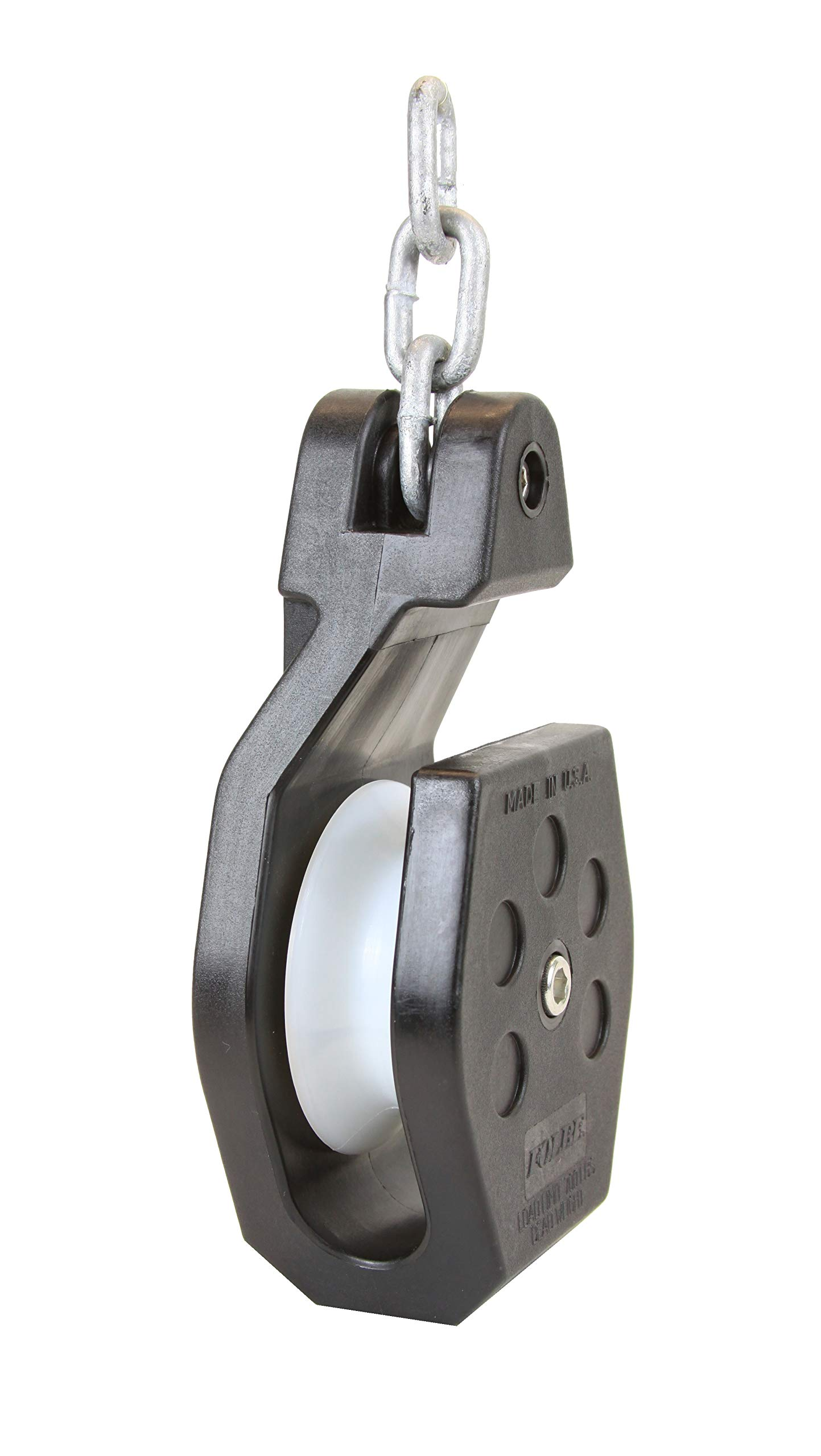 Folbe Open Block Pulley Chain