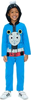 Boys Costume Zip-Up Coverall with Hood