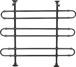 Trixie 1315 Auto Gitter, Breite: 85–140 cm Höhe: 75–110 cm, schwarz