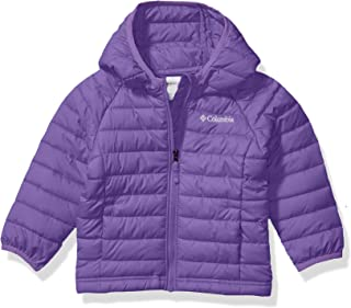 Powder Lite Girls Hooded Jacket