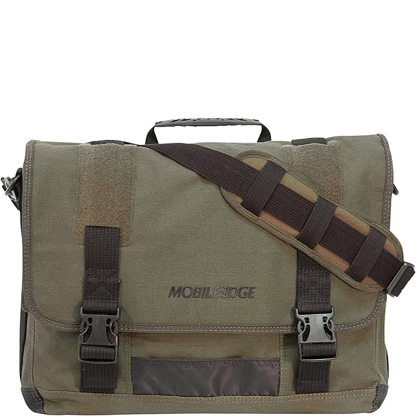 Mobile Edge ECO Friendly Canvas Messenger - 17.3