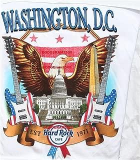 Hard Rock Cafe Washington DC ~ City T-Shirt Men's NWT