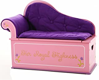 Wildkin Fainting Couch with Storage, Princess
