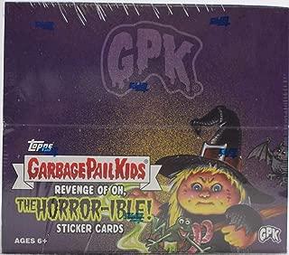 Best garbage pail kids boxes Reviews