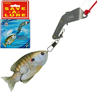 Fishing Lure Retriever – Best Plug Knocker for Hung Up Lures and Artificial Bait – Eliminates Rod and Pole Tip Damage – Rescues Your Favorite and One-of-a-Kind Fishing Lures