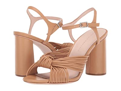 Loeffler Randall Cece High Heel Knot Sandal (Dune Nappa) Women