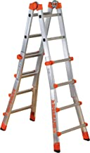 GIERRE AL020 Escalera telescópica de aluminio EN131 (4+4)