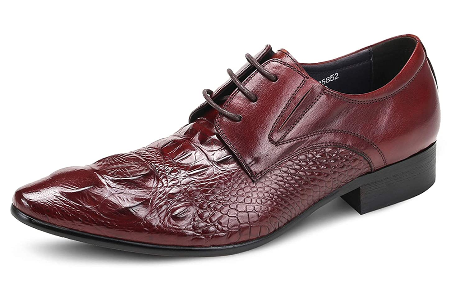 Men's Dress Shoes,Oxford Shoes,Casual Shoes,Black Shoes,Wine Red Shoes,Dress Shoes for Men