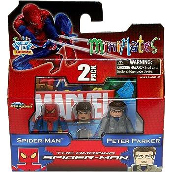 Marvel Minimates série 46 AMAZING SPIDER-MAN MOVIE LIZARD Trooper