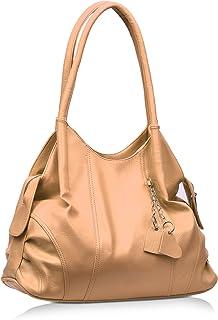 Fristo super stylish tuff quality women's shoulder hand bags formals (FRB-275) Cream