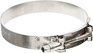 HPS (SSTC-108-116) 108mm - 116mm Stainless Steel T-Bolt Clamp for 4