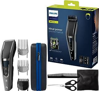 Philips Hårklippare Hairclipper Series 7000 - Upp till 90 minuters sladdlös användning - Trim-n-Flow Pro-teknik - 28 längd...
