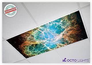 Astronomy 004 2x4 Flexible Fluorescent Light Cover