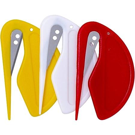 2pcs Economic safe open letter cutter envelope cutter letter opener HU P0ES