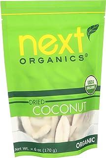 Next Organics Coconut Dried Organic, 6 oz