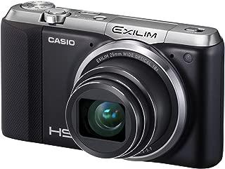 Casio High Speed Exilim Ex-ZR700 Digital Camera Black EX-ZR700BK - International Version (No Warranty)