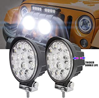 Best round led lights offroad Reviews