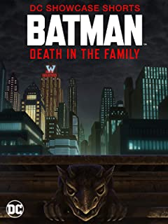 Batman: Death in the Family DC Showcase Animated Shorts Collection MFV (Blu-ray + DVD + Digital Combo Pack)