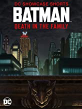 Batman: Death in the Family DC Showcase Animated Shorts Collection MFV Digital