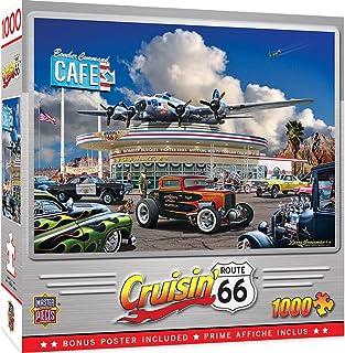 MasterPieces Bomber Command Café Cruisin' Puzzle (1000 Piece)