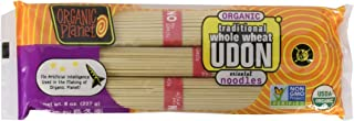 Organic Planet Traditional Whole Wheat Udon Pasta, 8 Ounce -- 12 per case.