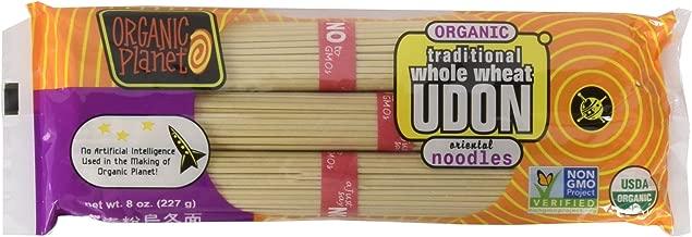 whole wheat udon