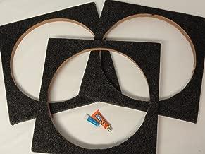 Carpeted 3 Case Pack Kit 10
