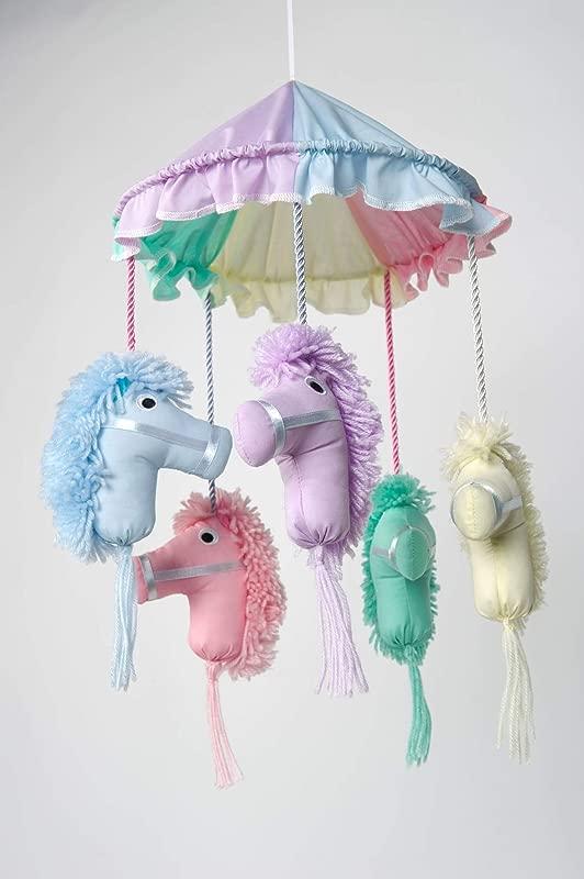 Multicolour Ponies Carousel