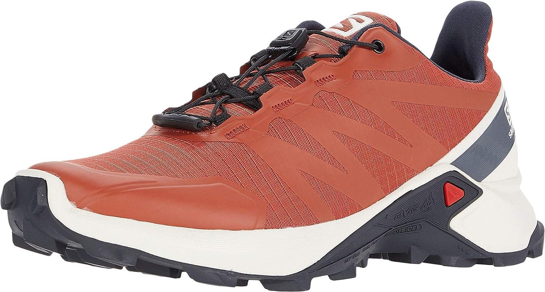 SALOMON Mens Supercross Trail Running Shoes