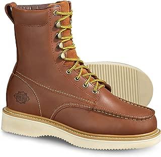Guide Gear Men's 8 Moc Toe Wedge Work Boots