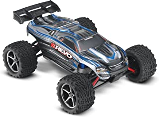 E-Revo: 1/16-Scale 4WD Racing Monster Truck with TQ 2.4GHz Radio, Silver